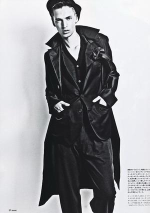 Мужская мода - весна 2011 | Мужская линия