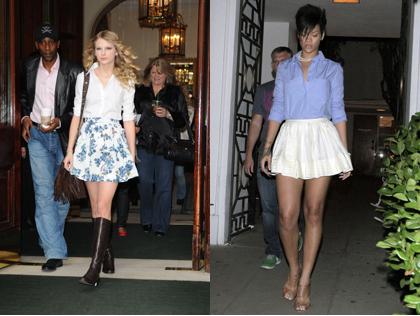 Самые модные юбки 2009 года
