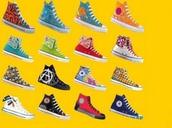 Модные кеды 2009-2010