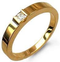 Модные обручальные кольца 2009