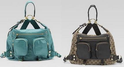 Актуальная тема.  Простые решения самых модных сумок 2010.