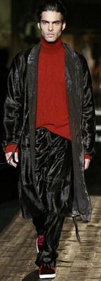 Тенденции мужской моды 2010