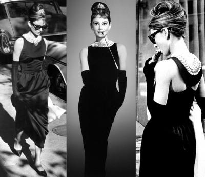 Стиль ретро - образ элегантной женщины