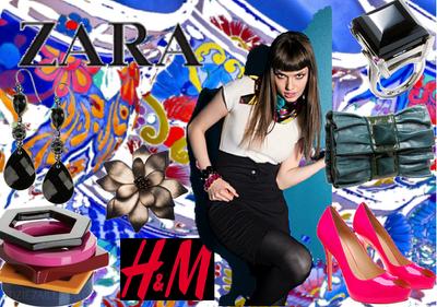 Быстрая мода диктует правила стиля