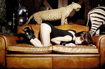 Сексуальный гламур 2010