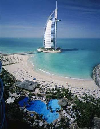 Отдыхаем в Арабских Эмиратах