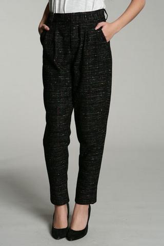 Модные женские брюки весна-лето 2010: обзор трендов