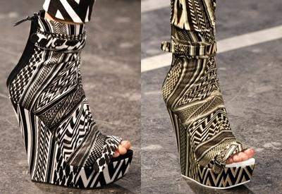 Главные бренды обуви рекомендуют - открытая обувь