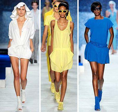 Спортивная мода 2010 от Lacoste