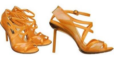 Экологически чистая обувь от Жана Поля Готье