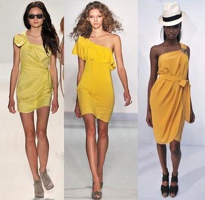 Мода весна лето 2010: лучшие тенденции
