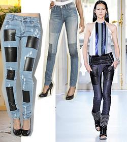 Модные джинсы лета 2010