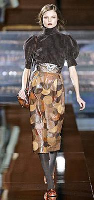 Модные направления сезона осень 2010