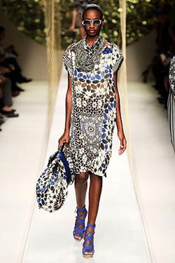Этнический стиль в одежде.
