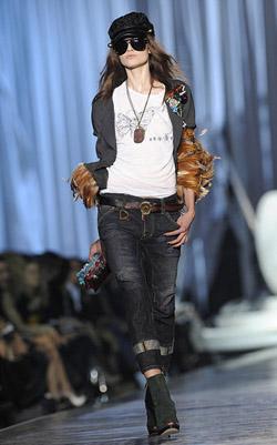 Модный стиль casual