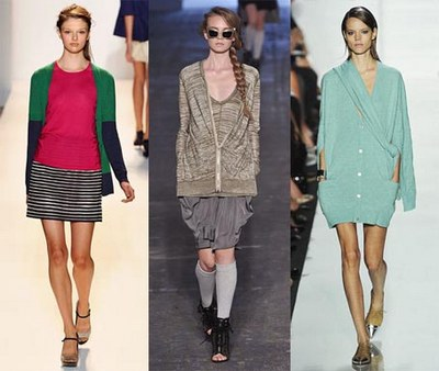 Модные жакеты 2010