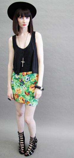 Городская мода весна-лето 2010