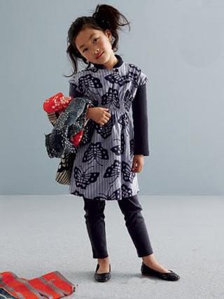 Развиваем индивидуальность ребенка с помощью одежды