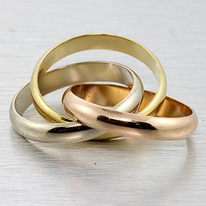 Экзотические цвета золота