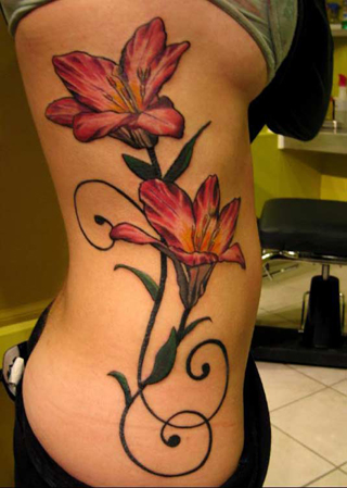 Нанесение и уход за татуировкой