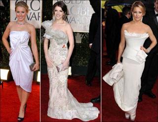 Актуально: белое платье