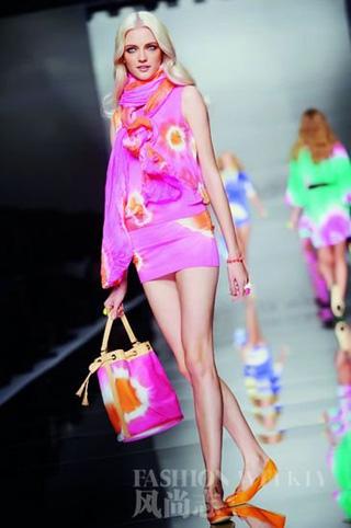 Модный цвет лета 2010