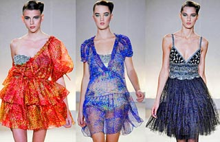 Модный тренд лета 2010 – прозрачность