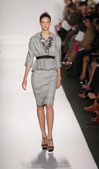 Летняя офисная мода 2010