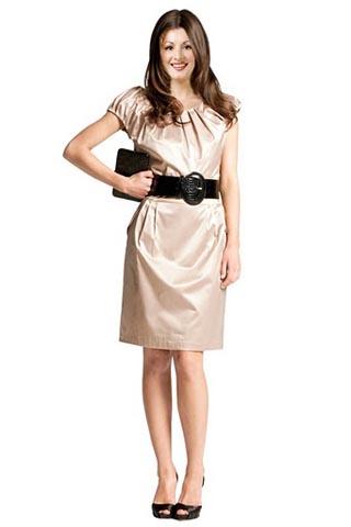 Летние офисные платья 2012 фото.