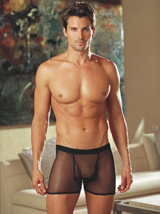Эротическое мужское белье