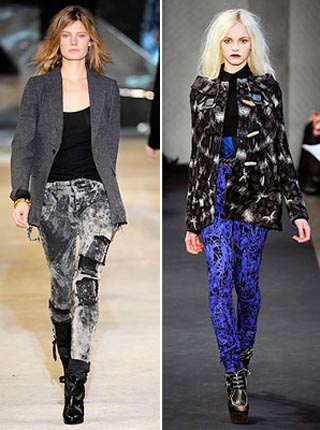 Модные брюки наступающей осени