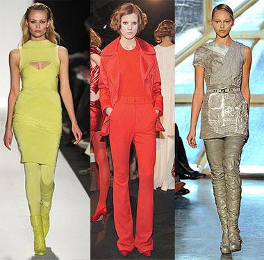 О чем говорит цвет одежды