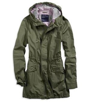 Актуальные женские куртки осень 2010