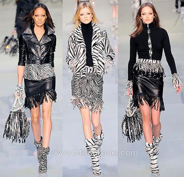 Модный тренд осени: молодежные кожаные куртки