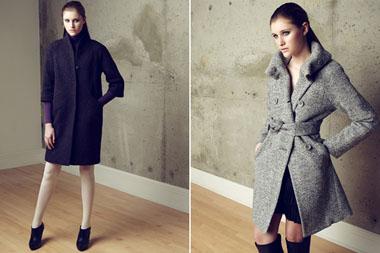 Модные пальто наступающей осени
