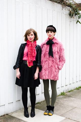 Винтажный стиль могут выбрать для себя те модницы, которым...