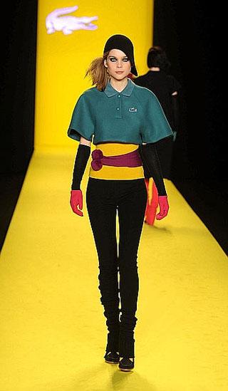 Молодежная мода от Lacoste