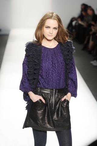 Модные жилеты сезона осень – зима 2010/2011