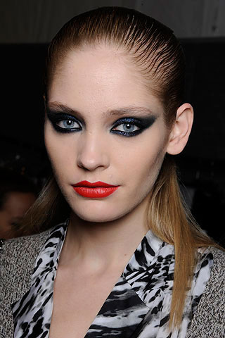 Модный макияж осени
