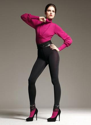 Модная коллекция осень-зима 2010-2011 от Wolford