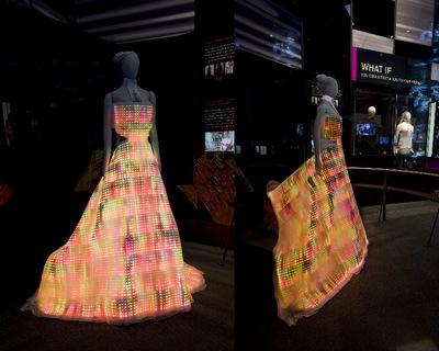 Hi-Tech кутюр: интеграция моды и технологий.