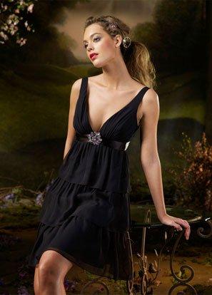 Коктейльные платья осень-зима 2010\2011