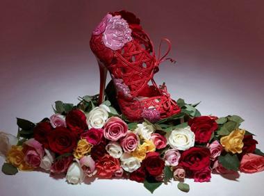 Шикарная обувь и аксессуары от Sarah Schofield