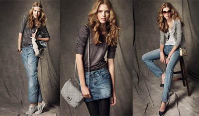 Модные джинсы зима 2010/2011 от Blanco