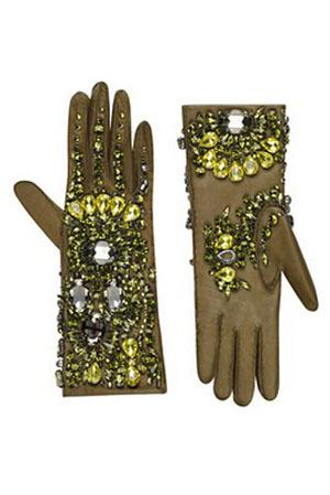 Хит наступающей зимы – длиные перчатки