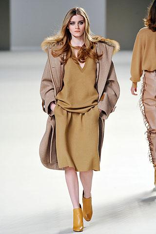 Модные тренды зимы 2010/2011