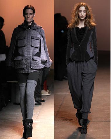 Модный тренд: многослойность
