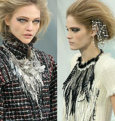 Модные украшения наступающей зимы 2010/2011