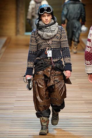 Модные мужские свитера с узорами зима