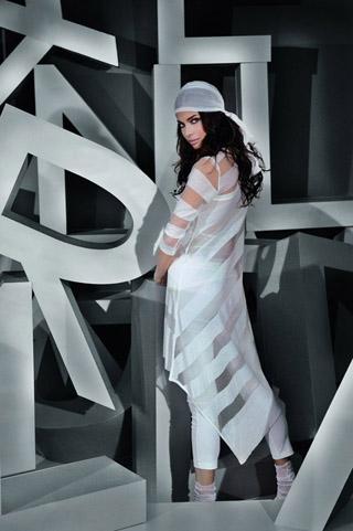 Креативная одежда от Lauren Vidal